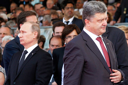 Переговори щодо Донбасу— боротьба нависнаження