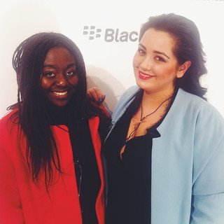 lois opoku vip beauty lounge berlin fashion week lisforlois