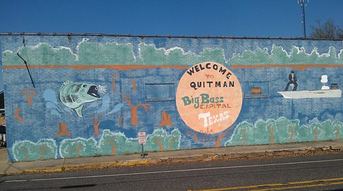 mural texas outsideart woodcounty quitman