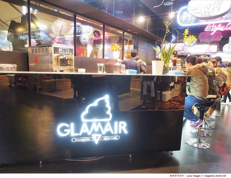【台北 Taipei】信義新光A11 韓國GLAMAIR棉花糖冰淇淋與烏雲冰淇淋 @薇樂莉 ♥ Love Viaggio 微旅行