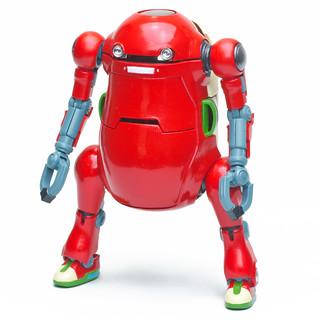 千值練 35機動機器人WeGo 紅色版本