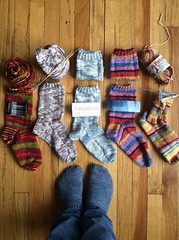 Socks Galore