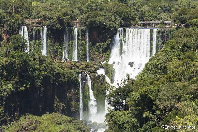 Enilton Kirchhof - Cataratas do Iguau00e7u - Foz do Iguau00e7u (Brasil-Argentina)