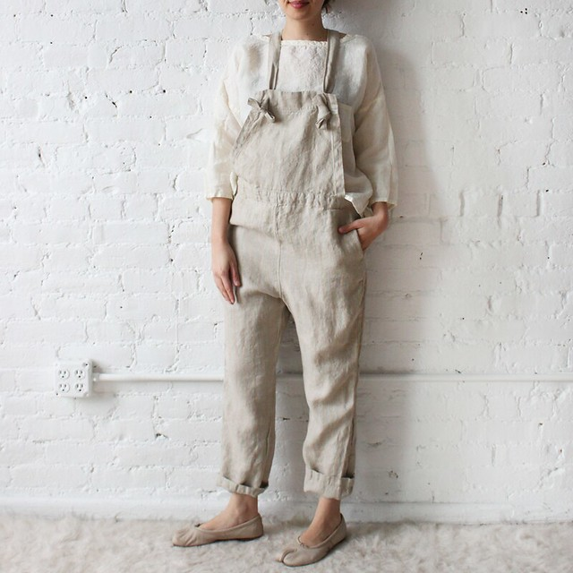 Ichi Antiquites Overalls & shirt