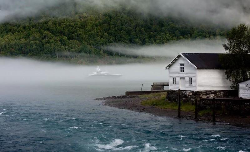 Яхта Heesen Ann G