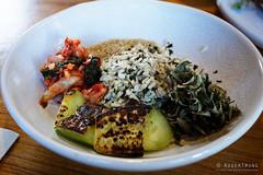 20160524-02-Brown rice, kimchi and saltbush bowl a…