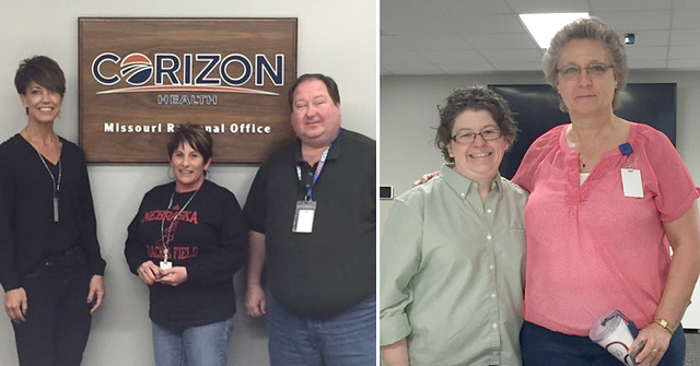 Infection Control Nurse, Reentry Coordinator recognized in Missouri