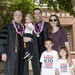 Candis of family and graduation hooding photos