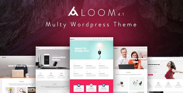 Aloom v4.2 - Responsive MultiPurpose WordPress Theme
