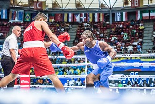 APB/WSB Olympic Qualification Event Vargas 2016 - Boxing Day 3