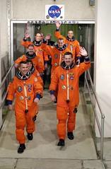 STS-109 Crew Members