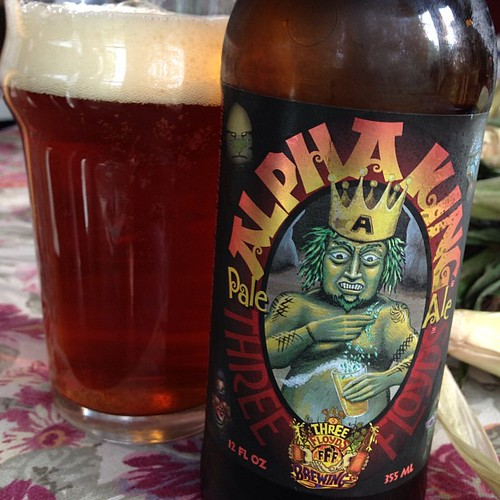 Three Floyds Alpha Dog