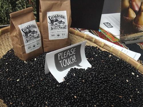 Shagbark Black Beans