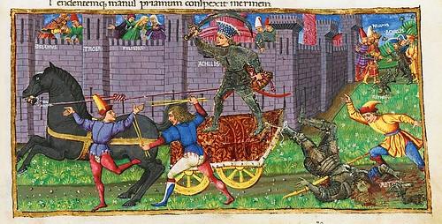 011-Bucolicon-Georgicon-Aeneis-1450-1460- Biblioteca Riccardiana de Florencia