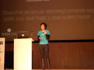 Diana González - Shokesu