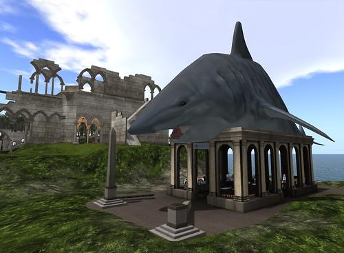 nouveau twomoons shark