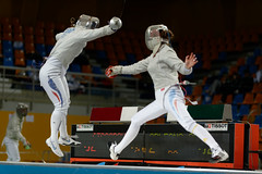 sabre(0.0), weapon combat sports(1.0), fencing weapon(1.0), modern pentathlon(1.0), individual sports(1.0), contact sport(1.0), weapon(1.0), sports(1.0), combat sport(1.0), ã‰pã©e(1.0), fencing(1.0), foil(1.0),