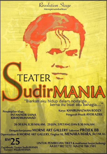 Poster SudirMANIA