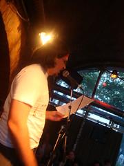 Simon Tomaz, textstrom Poetry Slam Wien