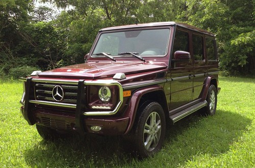 Mercedes benz g550 review your source for Mercedes benz g550 suv