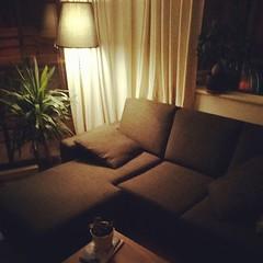 furniture, room, property, light, house, living room, interior design,