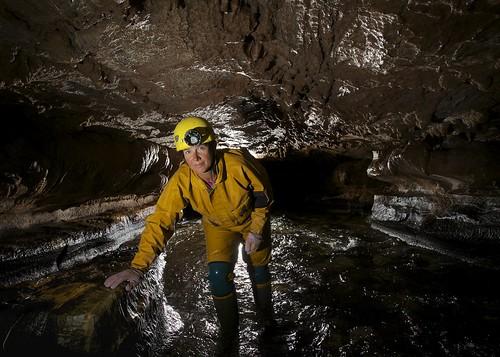 Upper Stream Passage - Porth Yr Ogof