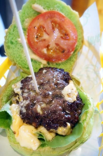 lamb burger - smashies burger setapak KL-001
