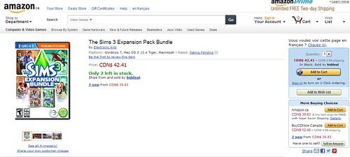 Amazon EP Bundle
