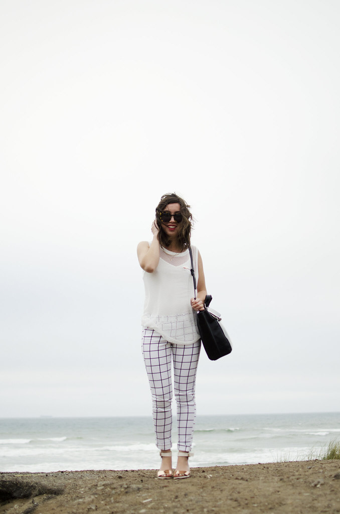 mesh, how to style, mesh, all white, readytwowear, san francisco fashion blog