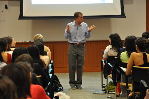 Guest Speaker: Dr. Andy Hart - NSLC at Harvard Medical School