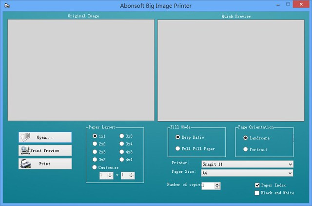 Abonsoft Big Image Printer v1.0.130323