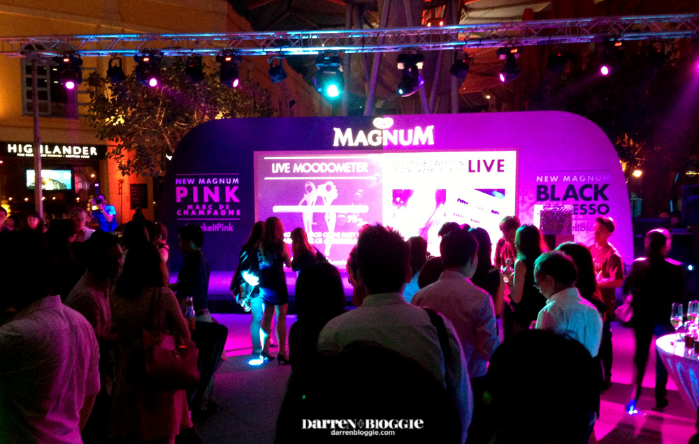 MAGNUM BRINGS THE ULTIMATE INDULGENT PLEASURE TO SINGAPORE