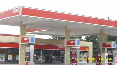 ESSO Servicentro Rodríguez Diego H. Rodriguez - Estación de servicio