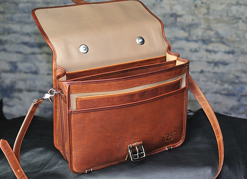 Compact Classic Horween Cognac Dublin with Brown CXL 010 12in.jpg