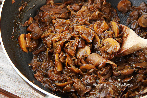 如何做蘑菇醬& 料理專車-20130808