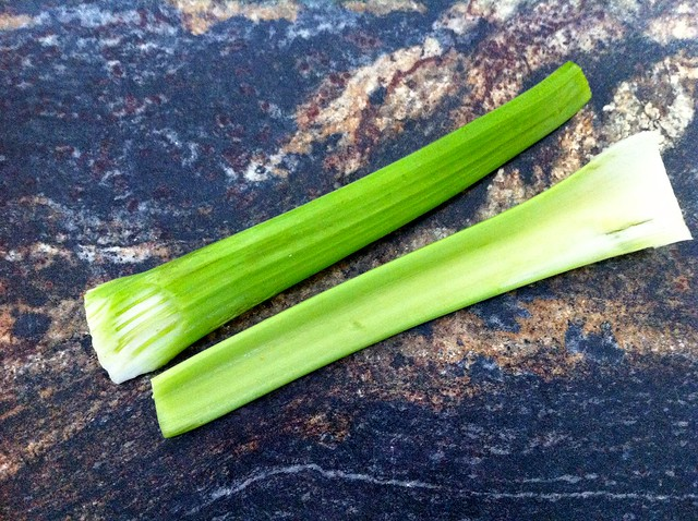 2 Large Celery Stalks