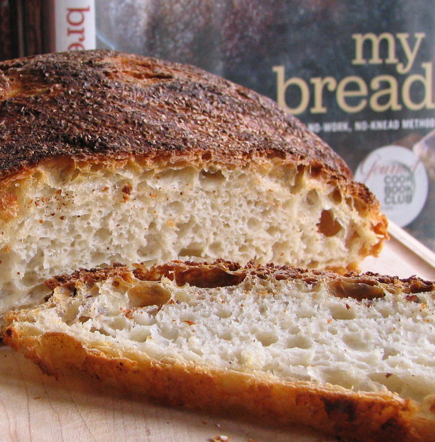 Jim Lahey's Basic No-Knead Bread. | Flickr - Photo Sharing!