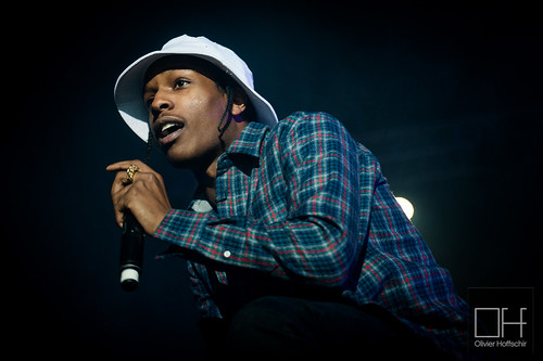 A$AP Rocky - Les Eurockéennes - 2013