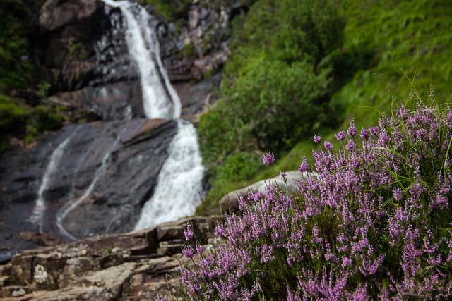 Random Falls - Isle of Skye