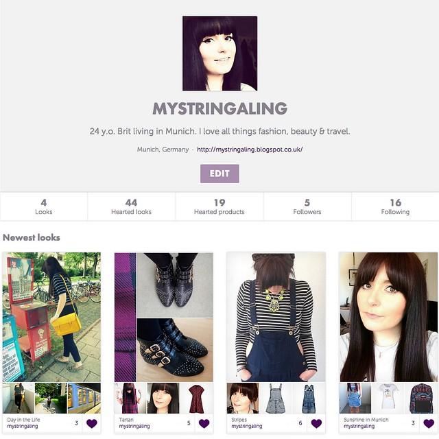 mystringaling stylight profile