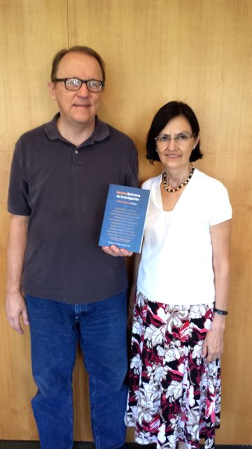 Jim Hobbs & Dr. Josefa Salmón
