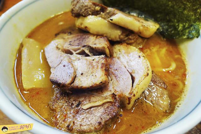 Ajari Ramen - Miso Ramen - Hadano, Kanagawa - pork belly
