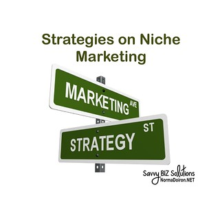 Strategies on Niche Marketing