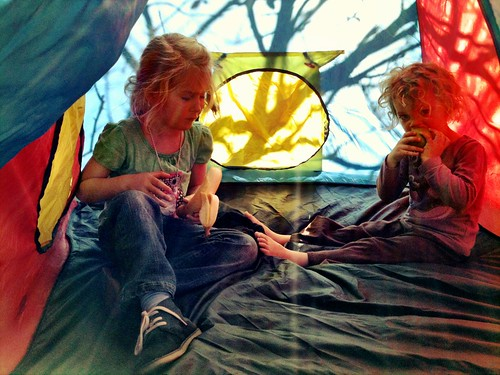 The Play Tent