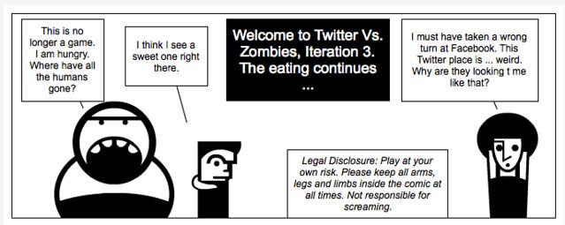 Twitter vs Zombies 3