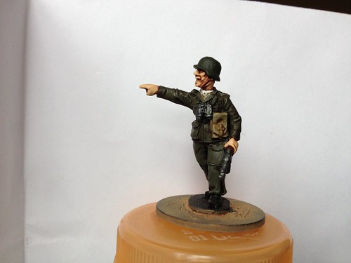 German Officer - Warlord Miniatures