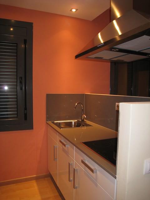 Reforma cocina peque a flickr photo sharing - Reforma cocina pequena ...