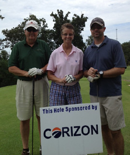Alabama Corizon employees tee-off to support employee fund