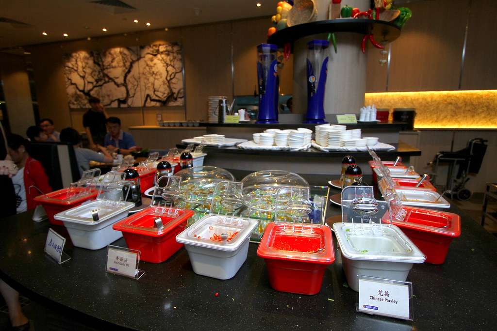 Crystal Jade Steamboat at Zhongshan Mall, Balestier