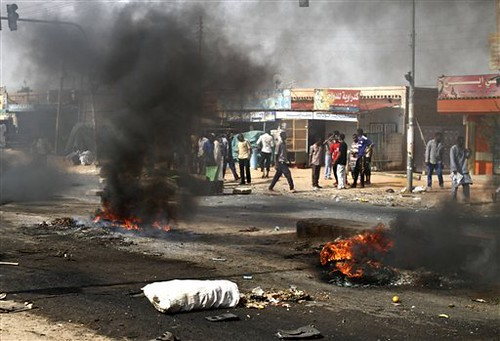 Unrest has erupted in Sudan over the elimination of fuel subsidies. Some protesters are calling for the overthrow of the Khartoum government. by Pan-African News Wire File Photos